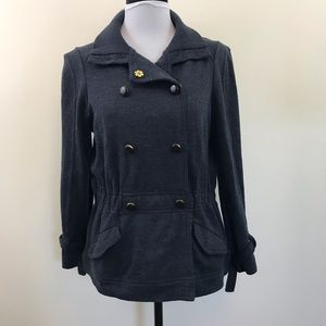 Marc by Marc Jacobs Navy Blue Wool Jacket